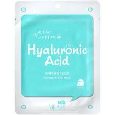 <b>Тканевая маска</b> для лица Mijin Care Mask <b>Hyaluronic</b> Acid ...