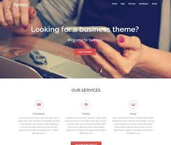 best responsive wordpress themes and templates  sydney best responsive wordpress theme