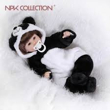 NPKCOLLECTION Realistic Doll Reborn 16 <b>inches</b> lovely Newborn ...