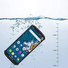 Rugged Mobile Phone, <b>OUKITEL WP6</b> (4+128GB) Smartphone, <b>4G</b> ...