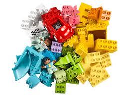 Большая коробка с кубиками 10914 | DUPLO® | <b>LEGO</b>.com RU