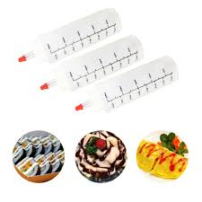 SEAAN <b>5pcs 250ml Plastic Needle nosed</b> With Scale Squeeze ...