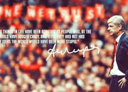 Arsene Wenger | LadyArse Wallpaper