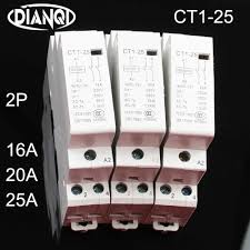 auxiliar de partida <b>40A</b> 32A CT1 CT1 63 63A <b>2P 220V 230V</b> ...