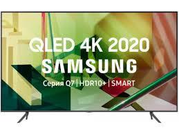 <b>QLED телевизор</b> 4K Ultra HD <b>Samsung QE85Q70TAU</b> купить ...