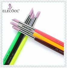 ELECOOL <b>1Pc Nail</b> Art Pusher File Quartz <b>Nail</b> Cuticle Remover ...