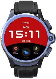 <b>KOSPET Prime</b> 4G Smartwatch 1260mAh GPS 5MP Camera 1.6 ...