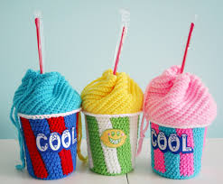 Image result for crochet cups