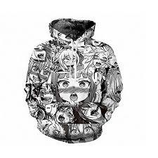 2019 New Fashion <b>Cartoon Animation 3D Print Hoodies</b> Women ...