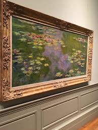 new york new york claude monet