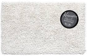 <b>Коврик Carnation Home Fashions</b> Kensington White BM-M3L/21 ...