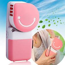 USB Mini Portable Hand Held Air Conditioner Cooler ... - Amazon.com