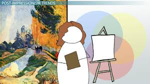 comparing post impressionism impressionism video lesson post impressionism between impressionism modernism