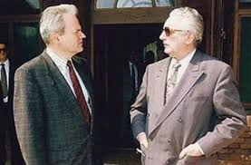 Image result for tudjman i milosevic