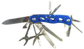 Нож многофункциональный <b>мультитул Следопыт</b> большой 11 ...