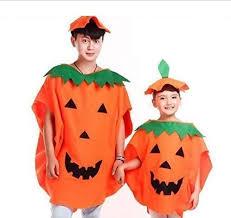 UChic <b>2Pcs Party</b> Supplies Cosplay <b>Halloween</b> Pumpkin Costume ...