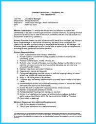 crafting a great assistant store manager resume how to write a crafting a great assistant store manager resume %image crafting a great assistant store manager resume