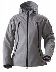 <b>Куртка женская ELIZABETH</b>, <b>серый</b> меланж, размер XL купить ...