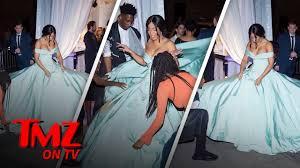 Cardi B's Dress At Rihanna's Diamond Ball Was A Lot To Handle ...