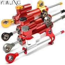 Motorcycle Accessories Reversed Safety Stabilizer Steering Damper ...