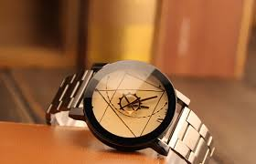 Womens <b>watch Retro</b> Compass <b>Pointer Fashion Watch</b> Stainless ...