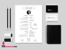 resume cv template design psd psd com best resume cv template cover resume resume template resume design cover