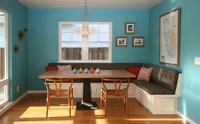 glass round dining table dining room contemporary with banquette bench dining room table banquette dining room furniture