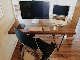 office setup by ayn cb2 office