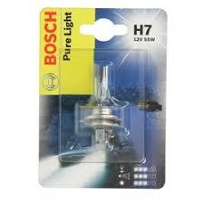 «<b>BOSCH H7</b> Pure Light» — <b>Лампы</b> для автомобилей — купить на ...