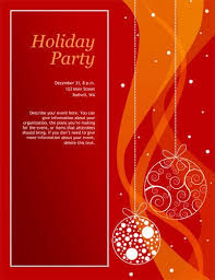 14 diy printable christmas invitations templates red holiday party invitation