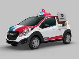 domino s custom delivery car warms pizzas entertainment domino s custom delivery car warms 80 pizzas entertainment life com providence ri