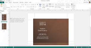 microsoft office s best graduation templates