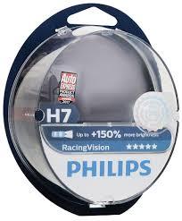 "<b>Лампа</b> автомобильная галогенная <b>Philips</b> ""<b>RacingVision</b> +150 ..."