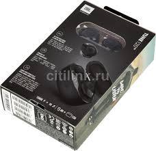 Купить <b>Гарнитура JBL T120TWS</b>, Bluetooth, черный в интернет ...
