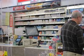 missouri group against smoking pollution smoke air for non typical walgreens checkout counter tobacco display note the fire extinguisher sign on the far left