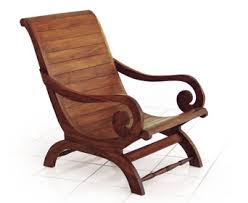 lazy chair capri reclaimed teak chaise lounge indoor uk