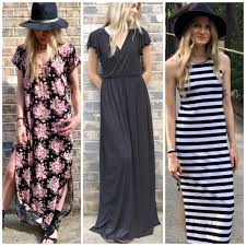 Choosing the Perfect Knit for <b>Summer</b> Maxi <b>Dresses</b> | Choosing the ...