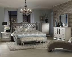 brilliant homelegance beautiful mirrored bedroom furniture