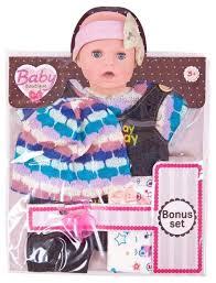ABtoys Комплект одежды для <b>кукол</b> PT-01000 — купить по ...