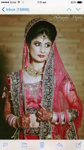bridal makeup feminaplus bridalmakeup eye salon artist chandigarh best panchkula india wedding photography mac sephora