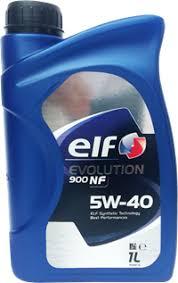 <b>Масло моторное ELF</b> Evolution NF 5W40 синтетическое 1л ...