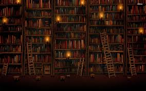 Resultado de imagem para old library