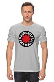 <b>Футболка классическая</b> Для фаната <b>Red</b> Hot Chili Peppers ...
