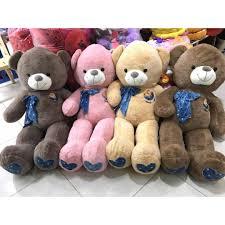 <b>2019 hot sale</b> ! <b>Korean</b> Teddy Bear Almost 5ft Human Size stuffed ...