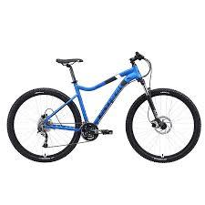 Горный <b>велосипед Stark</b>'19 <b>Tactic 29.5</b> HD голубой/чёрный/белый ...