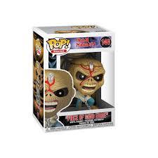 Funko POP! <b>Iron Maiden</b> - <b>Piece Of</b> Mind (Skeleton Eddie) #146 ...