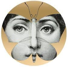 Butterfly <b>face</b> print plate | Иллюстрации, Искусство и ...