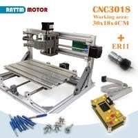 CNC Router machine & <b>4th Axis</b>
