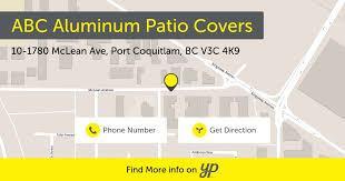 aluminium patio cover surrey:  abc aluminum patio covers