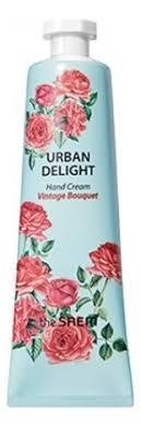 Крем для рук Urban Delight Hand Cream Vintage Bouquet 50мл ...